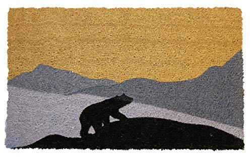LL Home 70003 Coir Bear, Moving UP Door Mat ()