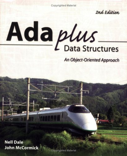 Ada Plus Data Structures: An Object Oriented Approach by Brand: Jones Bartlett Publishers
