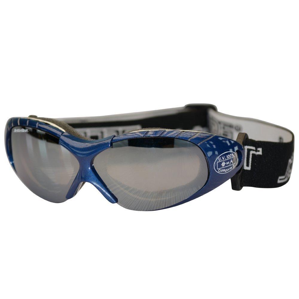 Spark Blue Sunglasses Floating Water Jet Ski Goggles Sport Designed for Kite Boarding, Surfer, Kayak, Jetskiing, other water sports.