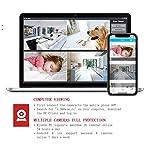 VINSION HD 1080p Pet Camera,Dog Camera 360° Pet Monitor Indoor Cat Camera with Night Vision and Two Way Audio 15