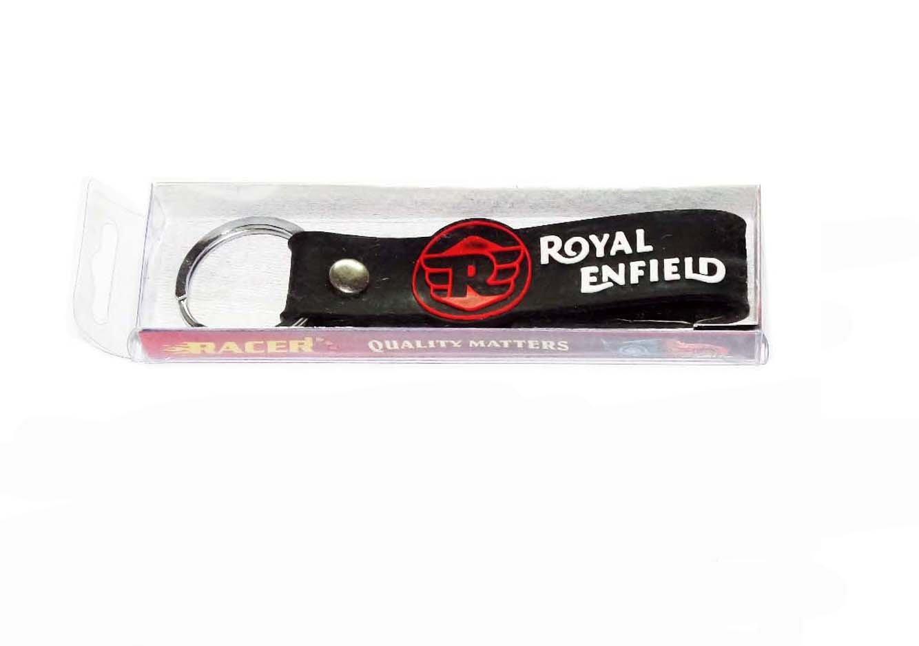 Enfieldcounty Royal Enfield Llavero de Doble Cara de ...