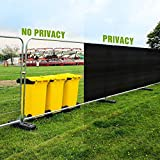 DearHouse Balcony Privacy Screen Cover,6' x