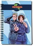 Great Eastern Entertainment Hetalia Germany & Italy Notebook