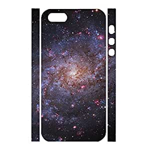 Dramatic Cool Antiproof Star Sky Pattern Phone Accessories Shell for Iphone 5 5S Case