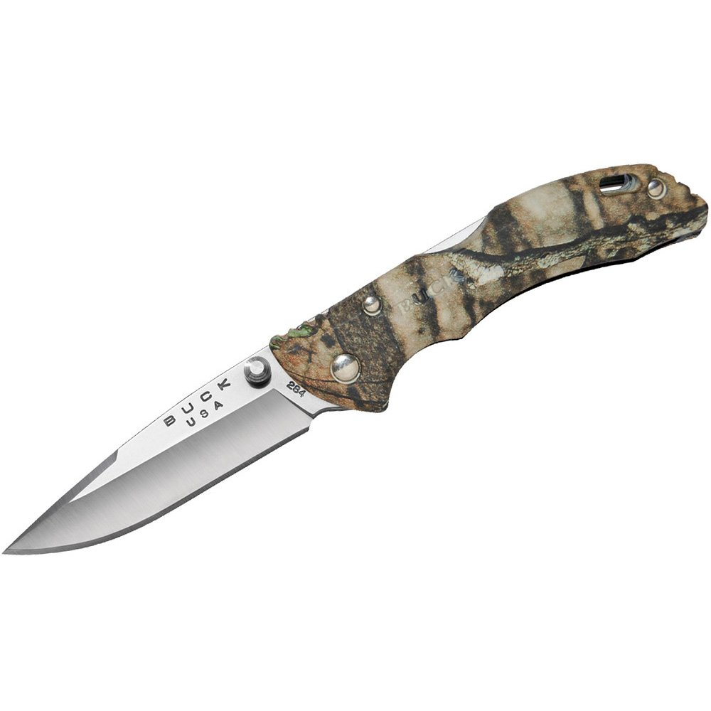 Buck Knives 0284CMS22-C Bantam, Mossy Oak Break-Up Infinity