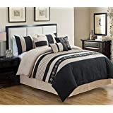 Tuweep 7 Piece Comforter Set   Collection COMF-18201997