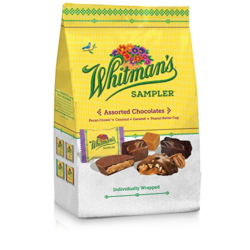 Whitman's Assorted Chocolates, 18.25 Ounce Bag (4 ()
