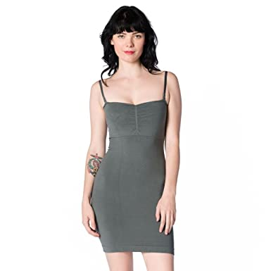 cb522f42bd Jewel Toned Womens Major Mini Shapewear Dress Sleeveless Shapewear Full  Slip - Grey -  Amazon.co.uk  Clothing