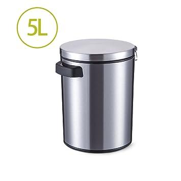 Moderne Mülleimer intelligente mülleimer induktionsschalter edelstahl mülleimer