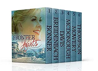 book cover of Frontier Hearts