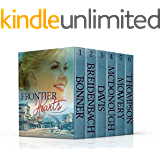 Frontier Hearts: An Historical Christian Western Romance Collection by 6 authors