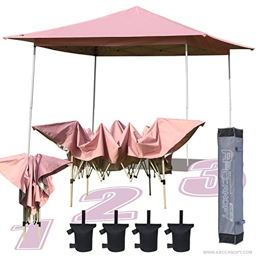 ABCCANOPY 13×13 Instant Shelter Pop Up Canopy Gazebo for Shade in Backyard, Party, Event wi ...