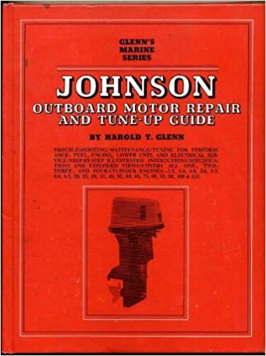 Johnson Outboard Motor Repair and Tune-up Guide (Glenn's Marine