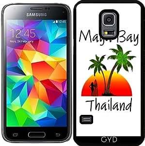 Funda para Samsung Galaxy S5 Mini - Maya Bay Tailandia by loki1982