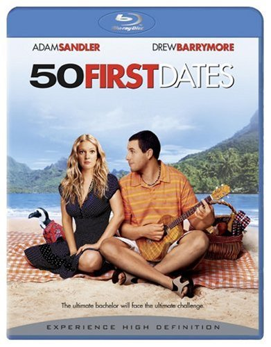 50 First Dates [Blu-ray]
