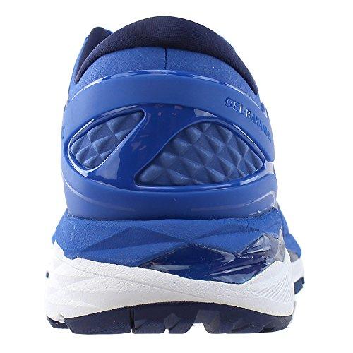 Asics 24 Laufschuh Gel Victoria White Kayano Blue Blue Synthetik Indigo rqnrFx