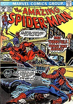 Amazing Spider-Man (1963 series) #147 D.STEPHENS (147 Spiderman Amazing)
