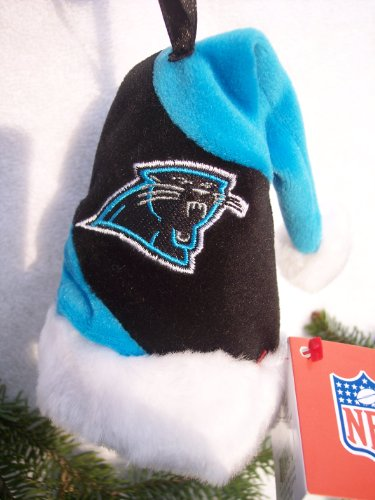 Santa Hat Panthers (Carolina Panthers 4