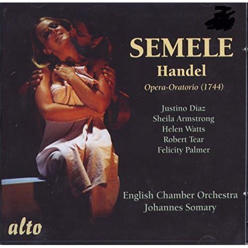 Recitative Aria Juno Iris Somnus Juno Somnus Awake By Amor