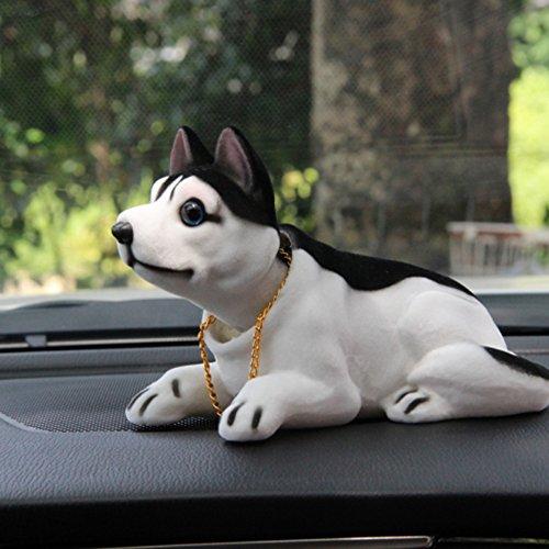 Auto Vehicle Chihuahua Nodding Bobblehead Dashboard Dog Decor Toy Modern Design Promotion Interior Accessories Ornaments