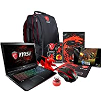 MSI GE72VR APACHE PRO-418 17.3 Gaming Laptop (Kaby Lake) - Core i7-7700HQ, 16GB RAM, 1TB HDD, GTX 1060, Win 10 + Gaming Bundle