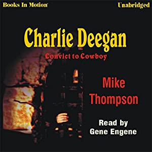 Charlie Deegan Audiobook