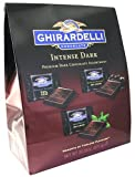 Ghirardelli Intense Dark Premium Dark Chocolate Assortment 15 Oz