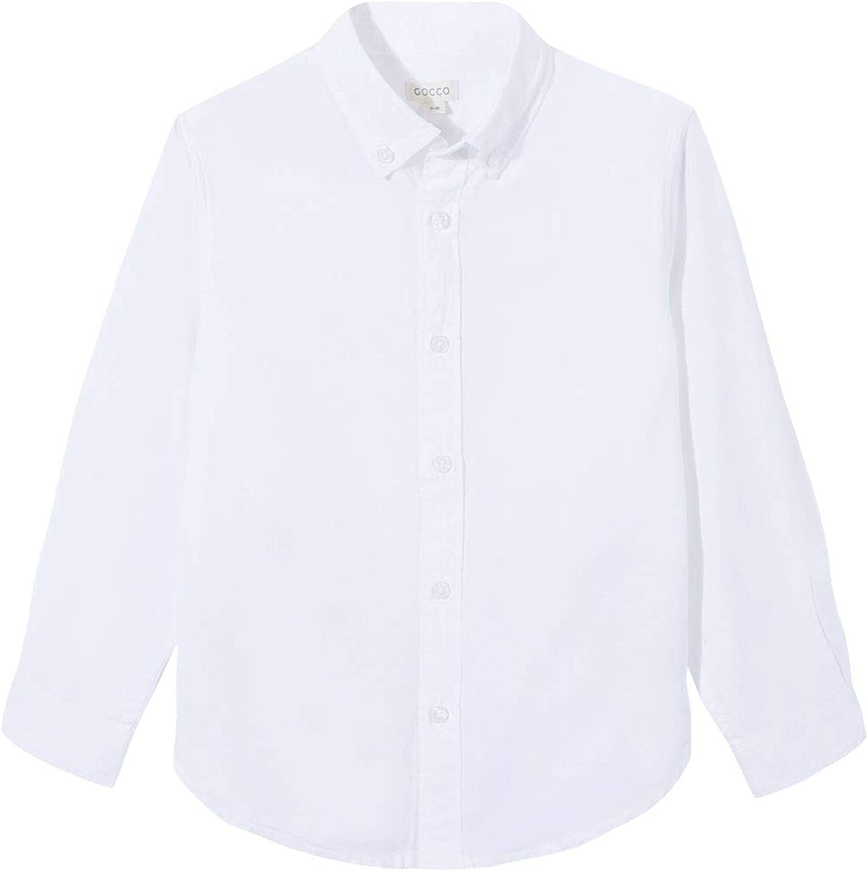 Gocco Jungen Camisa Oxford Hemd