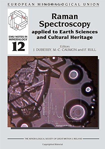 Raman Spectroscopy Applied to Earth Sciences and Cultural Heritage (European Mineralogical Union Notes in Mineralogy)