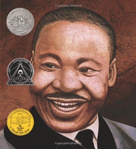 Dr. Martin Luther King Jr Biography book facts for kids