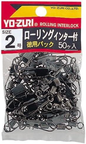 YO-ZURI ローリングインター徳用 2/0号