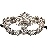 Masquerade Halloween Lace Mask Catwoman Cutout Prom Party Mask Accessories