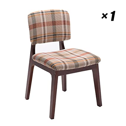 Amazon Com Solid Wood Kitchen Chairs Modern Dining Chair Lounge