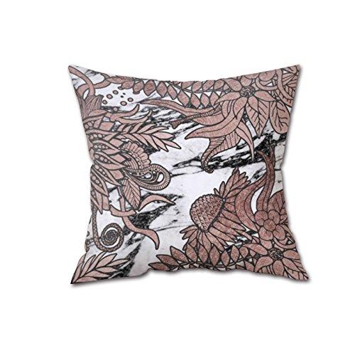 Christmas Pillow Cases Standard, HunYUN Pink Pillowcase Home Decoration Car Sofa Square Cushion Cover -
