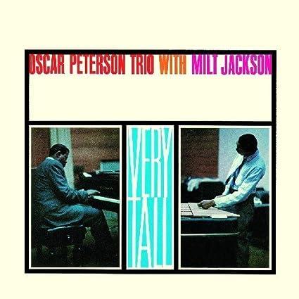 Very Tall by OSCAR TRIO / JACKSON,MILT PETERSON [2012-01-31)