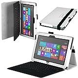Schutz-Tasche Tablet-Hülle Microsoft Surface PRO-2 Case Cover Schutzhülle weiß