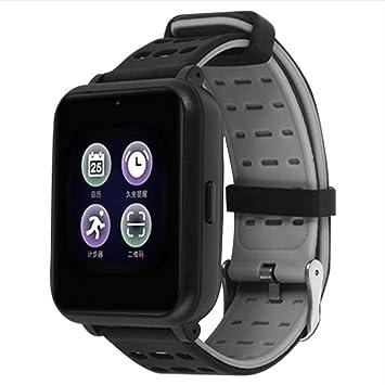 Asiproperuk Reloj Inteligente Z2 Bluetooth Smart Watch con Cámara ...