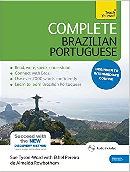 Book Complete Brazilian Portuguese Beginner to Intermediate Course: (Book and audio support) (Complete Language Courses)