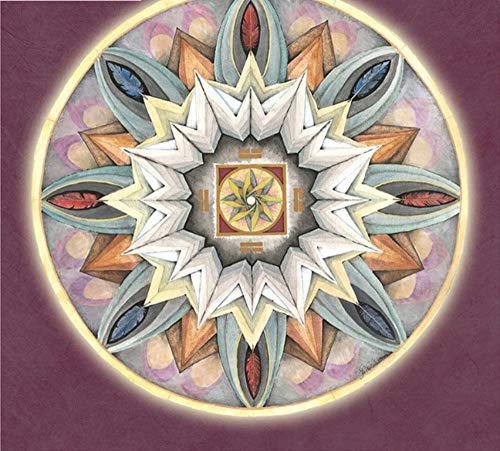5D Diamond Painting Mandalay Petals House Painting Embroidery Full Diamond Cross Stitch Image Diamonds 40x50 cm ()