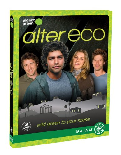 Alter Eco : Complete Series - Planet Green - Going Green Discovery Channel - 3 Disc Box ()
