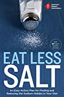 American Heart Association Eat Less Salt Front Cover