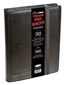 Amazon.com: Ultra Pro Premium PRO-BINDER Padded