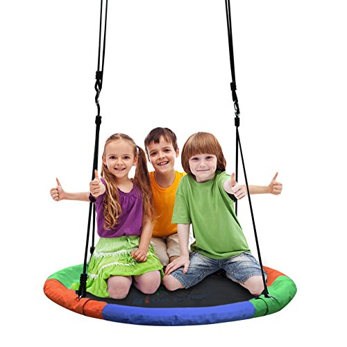 Blue Island Tree Swing Children S Outdoor Large Size 40