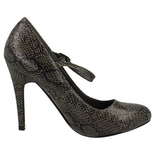 Spot On , Damen Pumps Schwarz