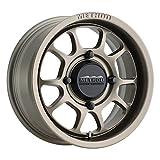"Method Race Wheels 409 Steel Grey 15x8"" 4x156"", 0mm offset 4.5"" Backspace, MR40958046444"