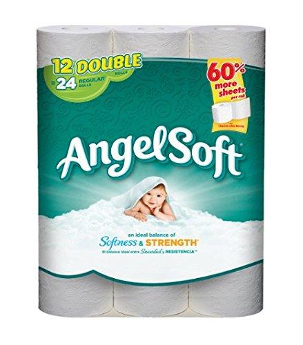 Angel Soft Tissue Double Rolls