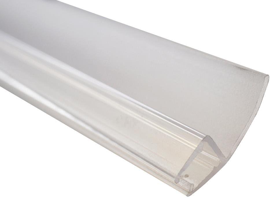 Para mampara de ducha de y Panel con cierre adhesivo Flipper: 1900 mm recto con cierre adhesivo: Amazon.es: Hogar