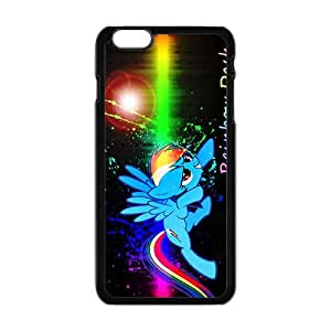 Happy My little pony Case Cover For iPhone 6 Plus Case