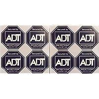 ADT Window Sticker Decal, Authentic