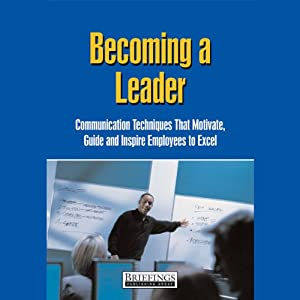 Becoming a Leader Audiobook